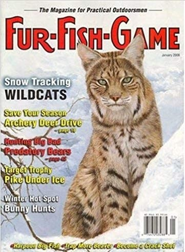 Fur-Fish-Game is an American outdoors magazine