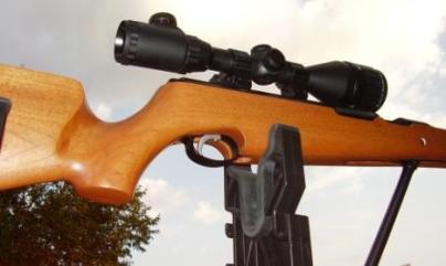 Review: The B-40 Air Rifle | American Airgun Hunter
