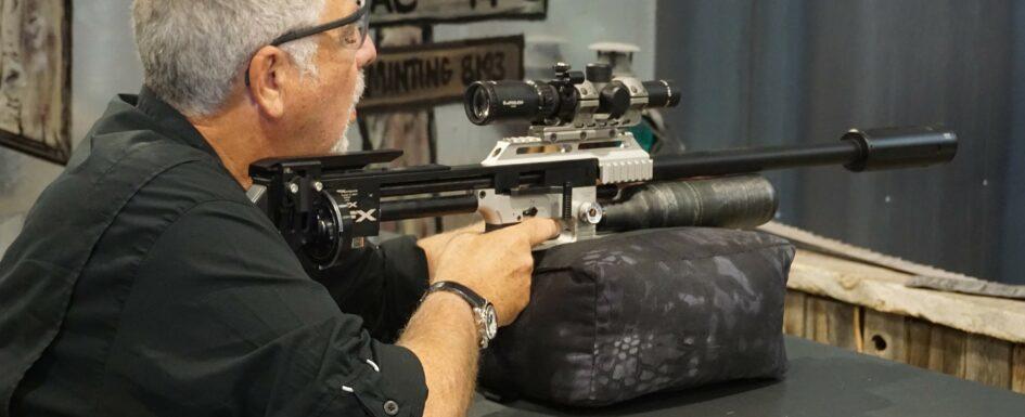American Airgun Hunter | Jim Chapman's Hunting Log