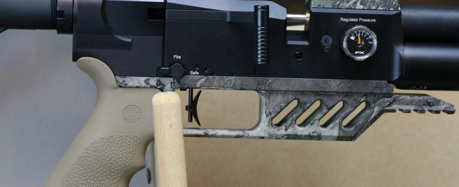 25 caliber air rifle | American Airgun Hunter
